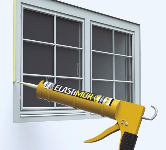 sellador marcos ventanas